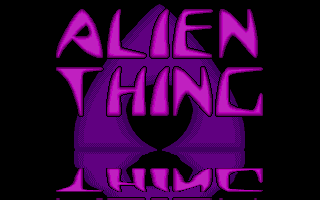 Thumbnail of other screenshot of Alien Thing - Expert Edition