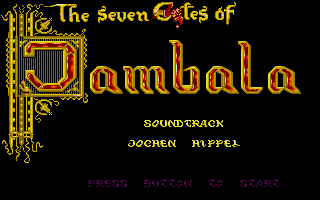 Thumbnail of other screenshot of Seven Gates Of Jambala, The