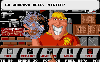 Screenshot of Motor Massacre