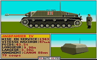Screenshot of Sherman-M4