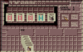 Thumbnail of other screenshot of Poker Dice