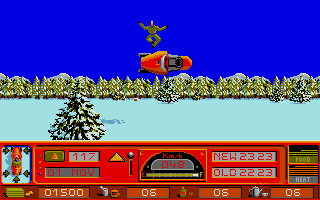 Thumbnail of other screenshot of Skidoo