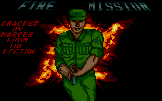 Thumbnail of other screenshot of Fire Mission