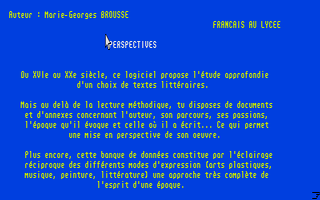 Thumbnail of other screenshot of Français Lecture XVI-XXeme