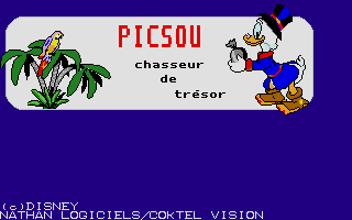Thumbnail of other screenshot of Picsou Chasseur de Tresor