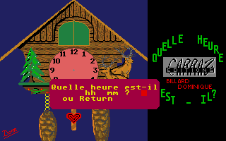 Thumbnail of other screenshot of J'Apprends L'Heure