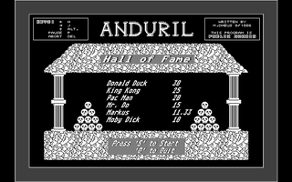 Thumbnail of other screenshot of Anduril