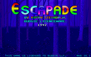 Thumbnail of other screenshot of Escapade