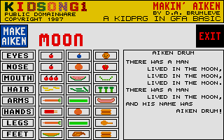 Thumbnail of other screenshot of Kidsong1