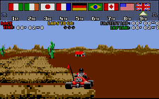 Thumbnail of other screenshot of Drivin' Force