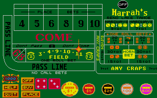 Thumbnail of other screenshot of Casino Craps