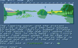 Thumbnail of other screenshot of Obscure Naturalist, The