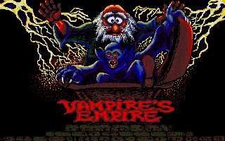Thumbnail of other screenshot of Vampire's Empire
