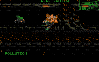 Screenshot of Robozone