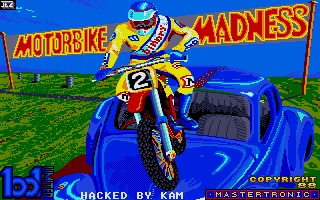 Thumbnail of other screenshot of Motorbike Madness