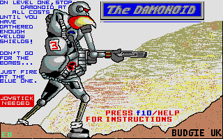 Thumbnail of other screenshot of Damonoid, The