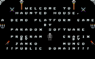 Thumbnail of other screenshot of Haunted House