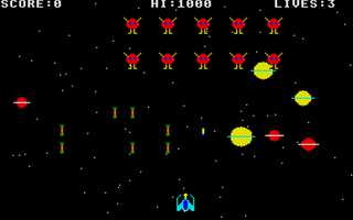Thumbnail of other screenshot of Invaders