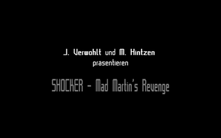 Thumbnail of other screenshot of Shocker - Mad Martin's Revenge