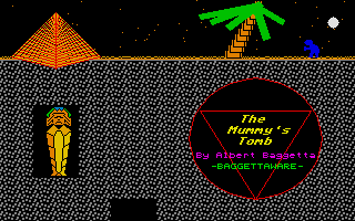 Thumbnail of other screenshot of Mummy's Tomb, The