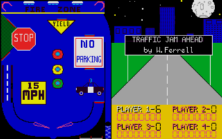 Screenshot of Traffic