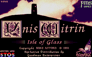 Thumbnail of other screenshot of Ynis Witrin - Isle of Glass