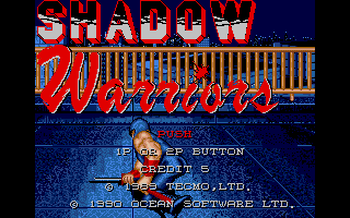 Thumbnail of other screenshot of Shadow Warriors