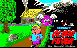 Thumbnail of other screenshot of Blood Fever