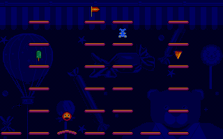 Screenshot of Bumpy's Arcade Fantasy