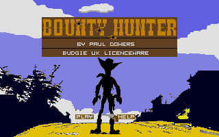 Large screenshot of Bounty Hunter