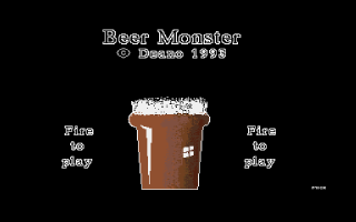 Screenshot of Beer Monster