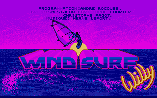 Thumbnail of other screenshot of Windsurf Willy