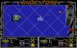 Screenshot of Vindicators