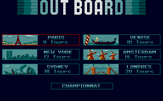 Screenshot of Out Board