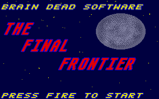 Thumbnail of other screenshot of Final Frontier, The