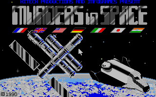Thumbnail of other screenshot of Murders in Space