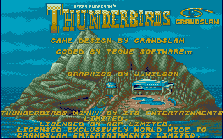 Thumbnail of other screenshot of Thunderbirds