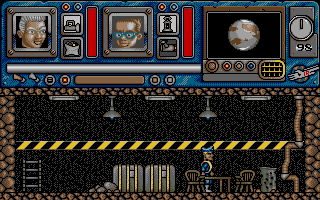 Screenshot of Thunderbirds