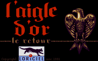Thumbnail of other screenshot of Aigle D'Or Le Retour, L'