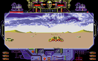 Screenshot of Mach 3