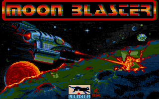 Thumbnail of other screenshot of Moon Blaster