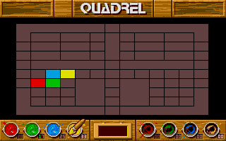 Screenshot of Quadrel