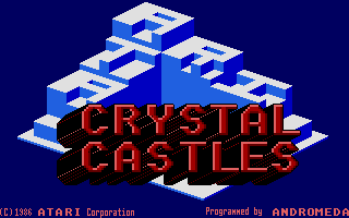 Thumbnail of other screenshot of Crystal Castles
