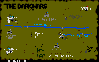 Thumbnail of other screenshot of Dark Wars, The