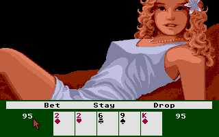 Thumbnail of other screenshot of Strip Poker - Data Disk 4