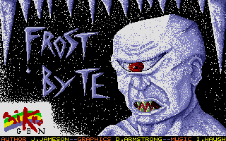 Large screenshot of Frost Byte