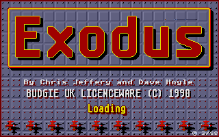 Screenshot of Exodus