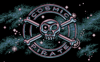 Thumbnail of other screenshot of Cosmic Pirate