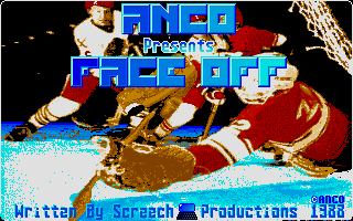Screenshot of Face Off