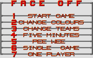 Thumbnail of other screenshot of Face Off